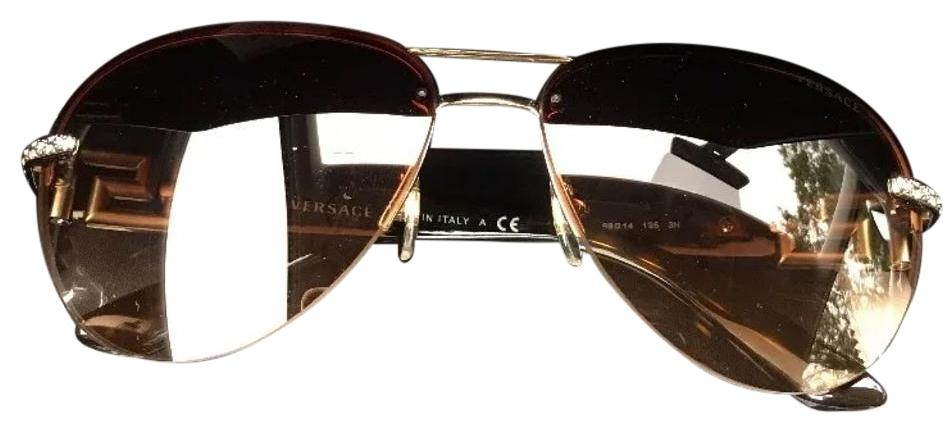 Versace sunglasses aviators