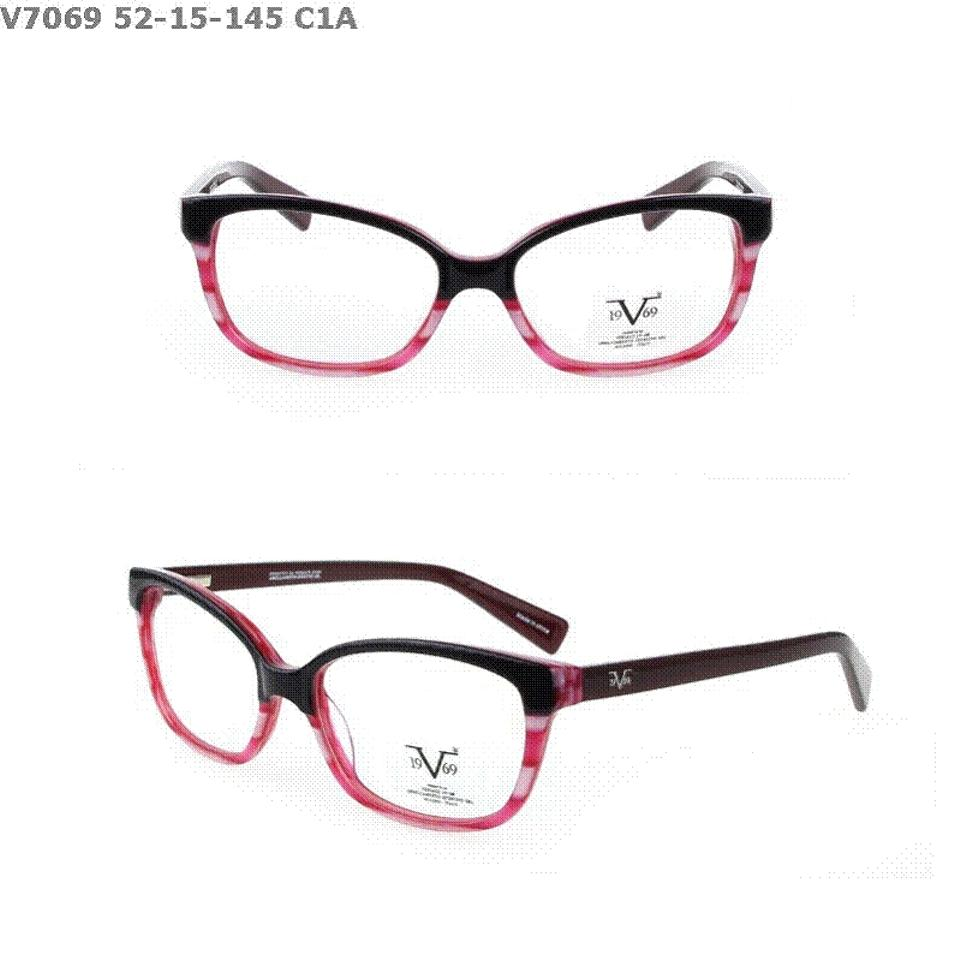 Versace Red Frame Glasses : Versace Black & Red Sunglasses 53% Off Versace ...