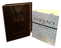 Versace Versace Man & Black Opium Yves Saint Laurent