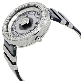 Versace Versace Metal Icon Silver Dial Ladies Watch VLC010014