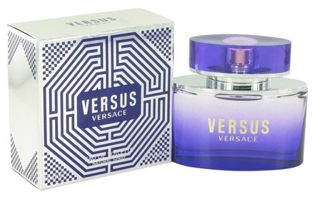 Versace Versus By Versace Eau De Toilette Spray (New) 1.7 Oz