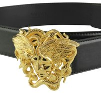 Versace Winged Versace Belt
