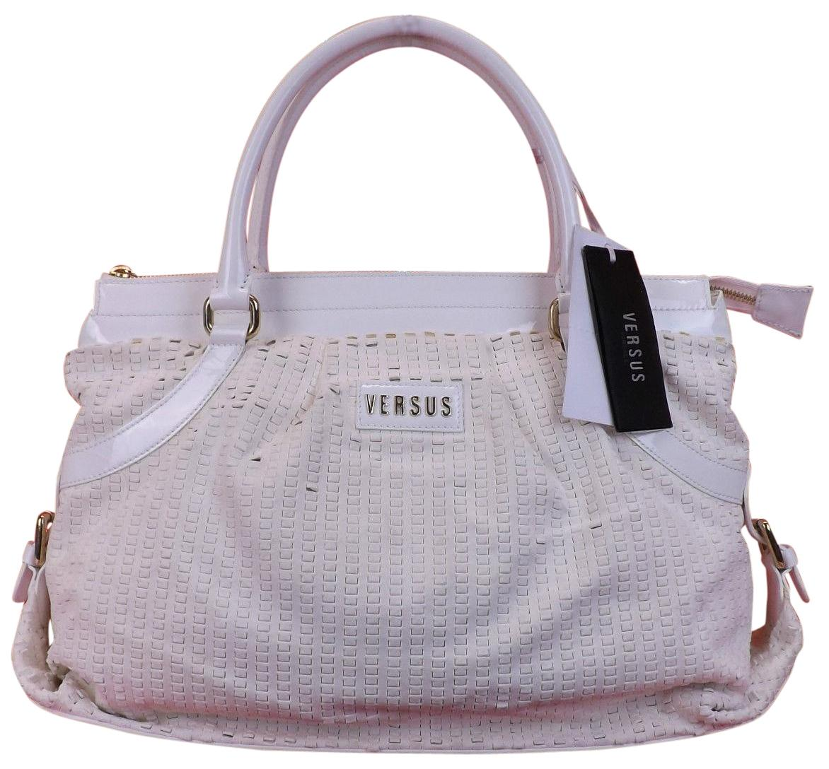 Versus logo zipped shoulder bag Buy Cheap Limited Edition 3TVvcu1mgE
