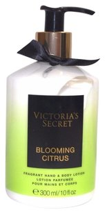 Victoria's Secret One New Edition Blooming Citrus Fragrant Hand Body Lotion Full Sz