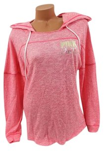 Victoria's Secret Lightweight Gold Foil Sweatshirt