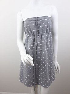 Victoria's Secret short dress Gray Victorias Pink on Tradesy