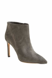 Vince Chara Grey Suede Gray Boots