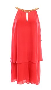 Vince Camuto 100% Polyester Dress