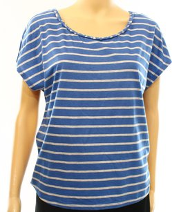 Vince Camuto 9035676 Batwing Color-blue Top