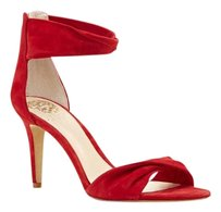 Vince Camuto Camden red Sandals
