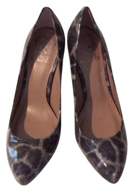Vince Camuto Grey Vc-king Pumps Size US 7.5 Regular (M, B)