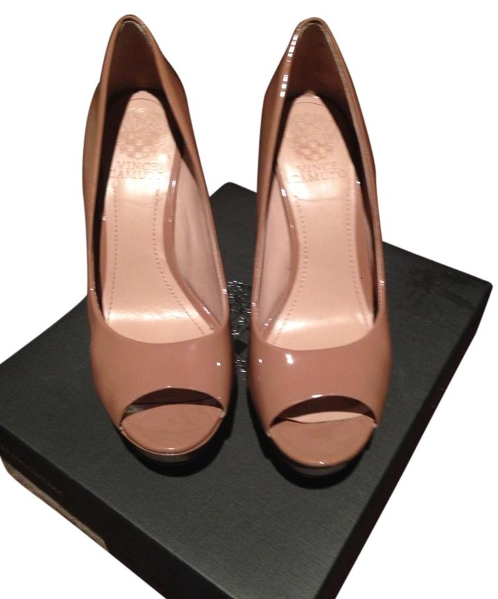 Vince Camuto Nude US Patend Bette Platforms Size US Nude 6 Regular (M, B) 8fb2be