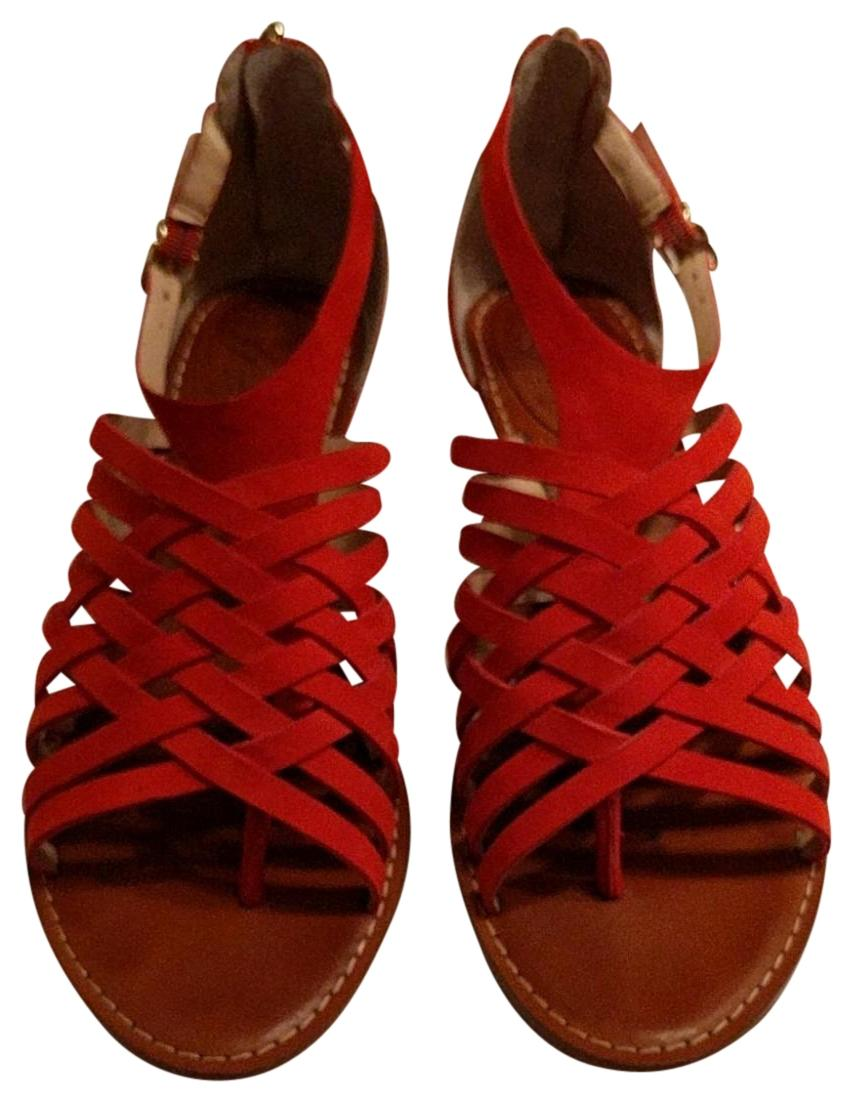dda24b0ad Vince Camuto Red Syndia Sandals Size Size Size US 9 Regular (M