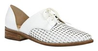 Vince Camuto Rosan Dorsay Derby white Flats