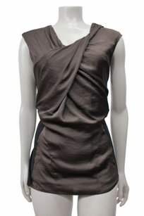 Vince Camuto Earth Top brown black