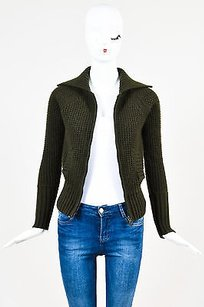 Vince Olive Cashmere Sweater