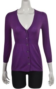 Vince Womens Cardigan Cashmere 34 Sleeve Sweater