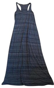 Multi-Color Maxi Dress by Vince Womens Striped
