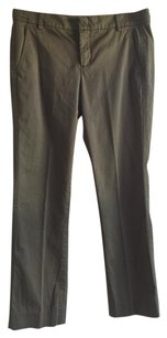 Vince Olive Trouser Pants Green