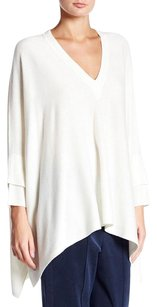 Vince Rib Cuff Vneck Wool Sweater