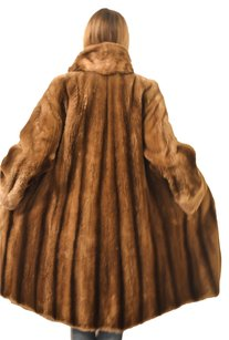 Vintage Sheared Raccoon Fur Fur Fur Coat