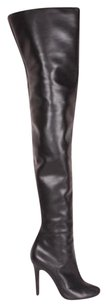 Vionnet Faux Leather Black Boots