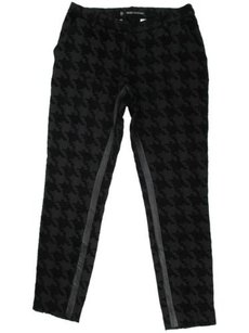 W118 by Walter Baker Elise Textured Tuxedo Faux Leather Pants