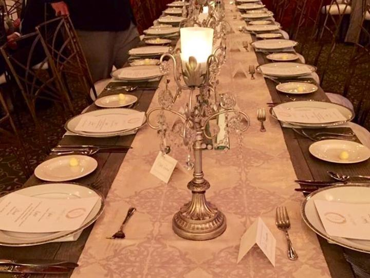 Waterford Cream Gray/Silver Soft Gold Fabric Custom And Runners Tablecloth  ...