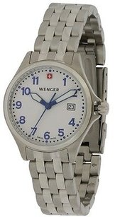 Wenger Wenger Terragraph Stainless Steel Ladies Watch 72790s