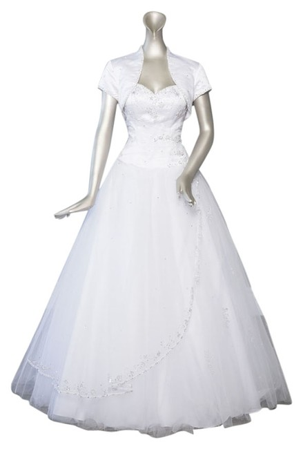 Preload https://item4.tradesy.com/images/white-86023-victoria-s-bridal-long-formal-dress-size-10-m-10244803-0-2.jpg?width=400&height=650
