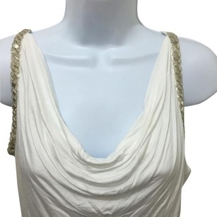 White House | Black Market Top Ivory/Gold