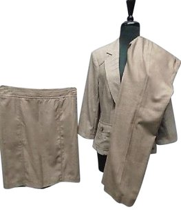 White House | Black Market White House Black Market Brown Bootcut Business Piece Suit 1210 6106a