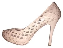 Wild Diva Pump Stilleto Nude Pumps