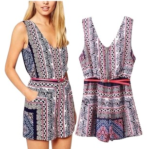 Wildflower short dress Tribal on Tradesy