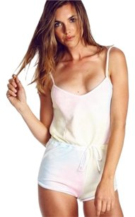 Wildfox WILDFOX TIE DYE AUTHENTIC ROMPER SZ M NEW