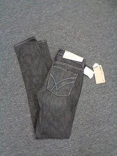 William Rast Black Stretchy Skinny Jeans