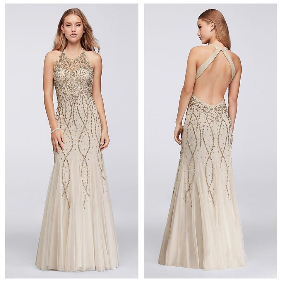 Mesh Mermaid Gown – Dresses for Woman