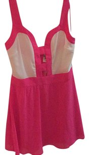 Xtaren short dress Hot Pink and light pink on Tradesy