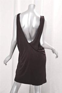 Yigal Azroul short dress Brown Azrouel Womens on Tradesy