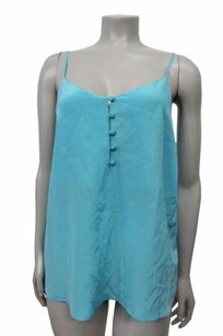 Yumi Kim Anthropologie Lena Top Aqua