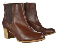 Zara Ankle Brown Boots