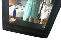 Zara Maxi Maxi Skirt Blue