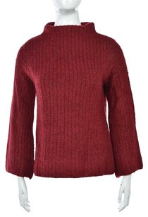Zara Knit Womens Mock Sweater