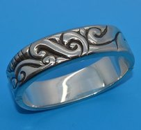 Zina Eva 100 Zina Sterling Silver 925 Hinged Bangle Bracelet