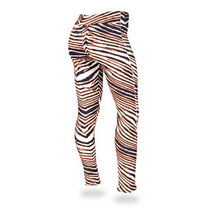 Zubaz Workout Denver Broncos Size Small Leggings